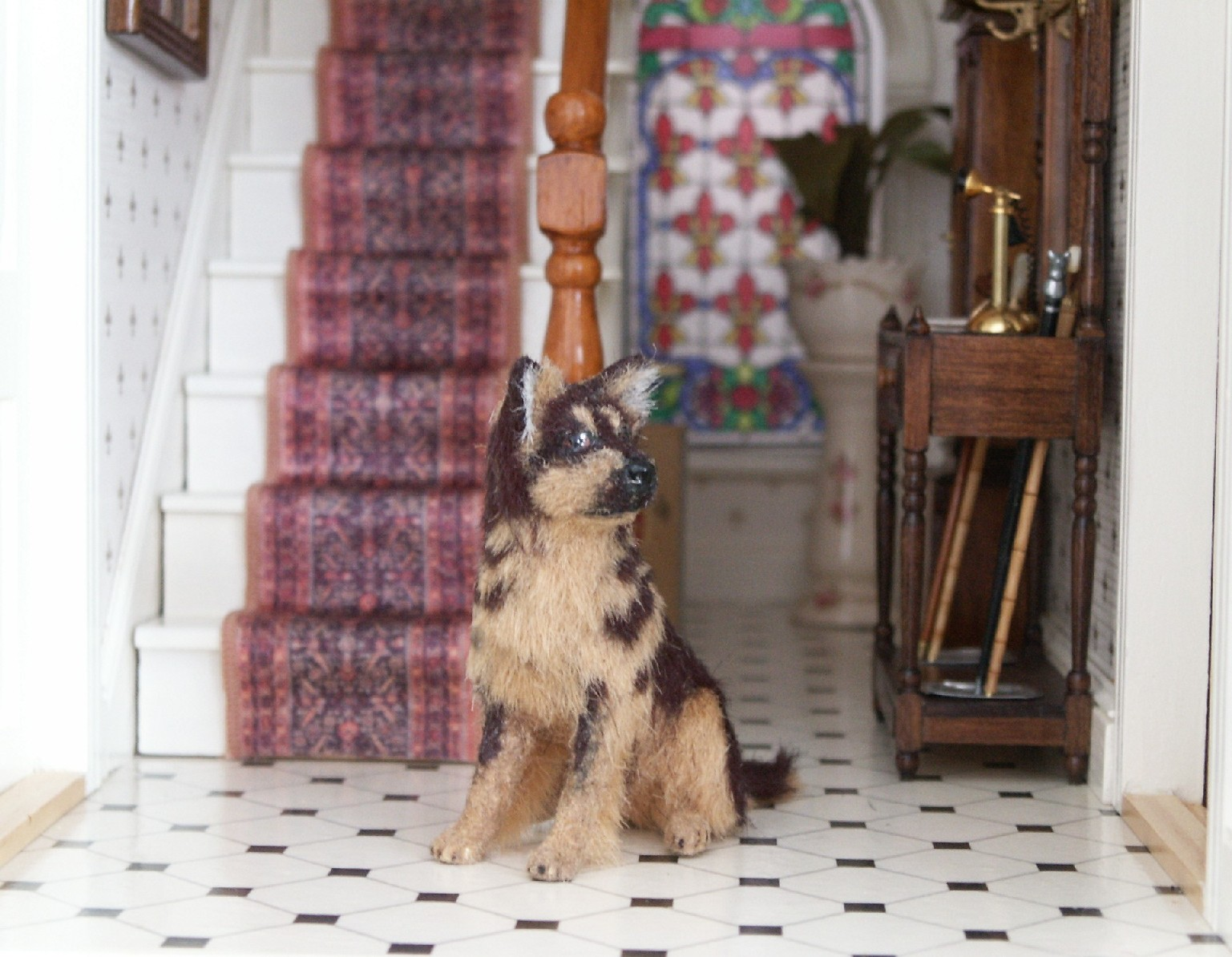 GSD for the dolls house